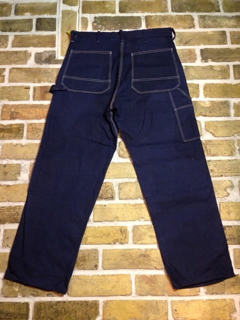 神戸店3/26(水)MidWestヴィンテージ入荷!#1 DeadStock DoubleKnee Denim Painter Pants!!!(T.W.)_c0078587_1581174.jpg