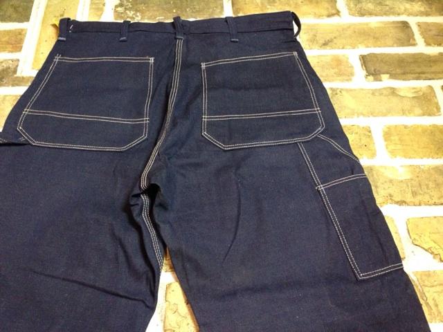 神戸店3/26(水)MidWestヴィンテージ入荷!#1 DeadStock DoubleKnee Denim Painter Pants!!!(T.W.)_c0078587_158314.jpg