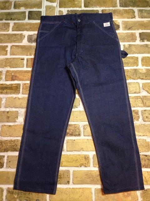 神戸店3/26(水)MidWestヴィンテージ入荷!#1 DeadStock DoubleKnee Denim Painter Pants!!!(T.W.)_c0078587_1592242.jpg