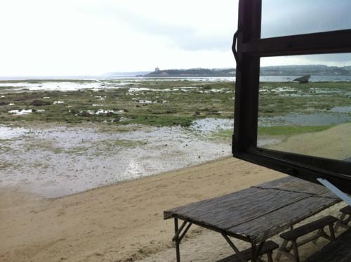 天国にかなり近い店「浜辺の茶屋」_a0037910_04053668.jpg