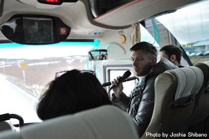 アイスランド・エアウエイブス(15) ムームのバス・ツアー、地熱発電所や名物エビ料理も!_c0003620_2135278.jpg