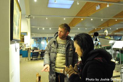 アイスランド・エアウエイブス2013(最終)ムームの灯台にリーチ!夕食後はリハスタへ!_c0003620_4314093.jpg