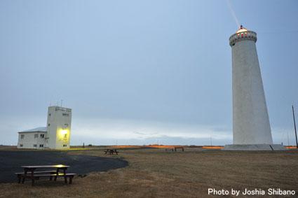 アイスランド・エアウエイブス2013(最終)ムームの灯台にリーチ!夕食後はリハスタへ!_c0003620_4322472.jpg