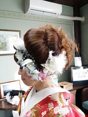 元美容師さん( ´∀`)_b0240634_19264648.jpg