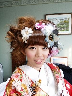 元美容師さん( ´∀`)_b0240634_1926696.jpg