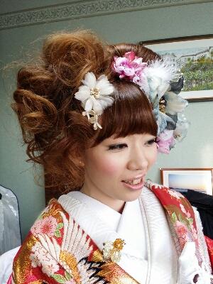元美容師さん( ´∀`)_b0240634_1926865.jpg