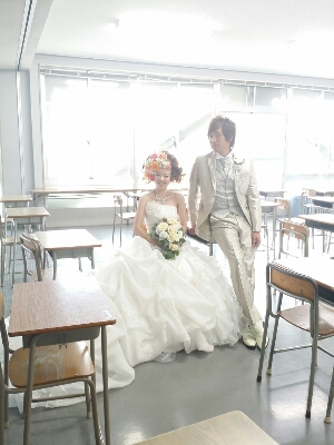元美容師さん( ´∀`)_b0240634_19351843.jpg