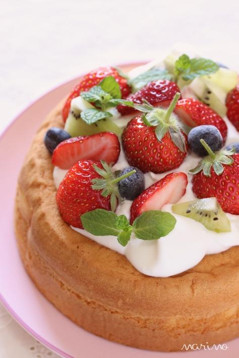 marimoさんのオリジナルレシピでさらにおいしさアップ!「ぐりとぐらのカステラ風ケーキ♪」【レシピ付き】