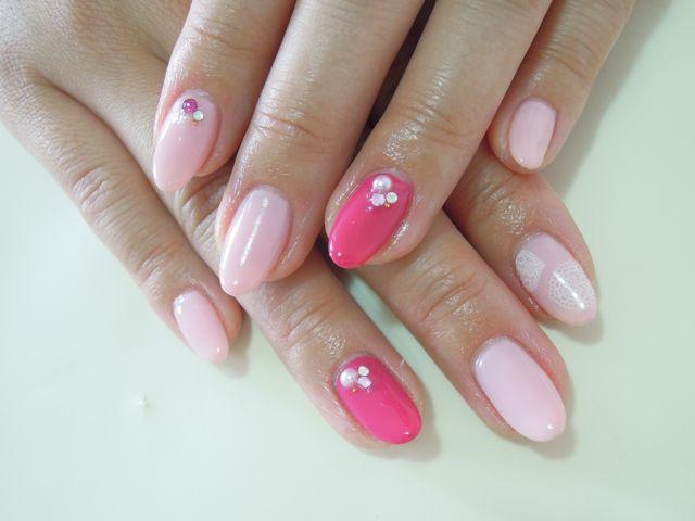 Pink Nail_a0239065_160785.jpg