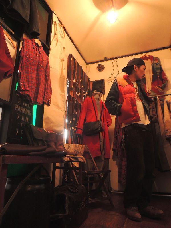 2014.MAR.24 STAFF TOSHI 私服 _c0176867_12413613.jpg