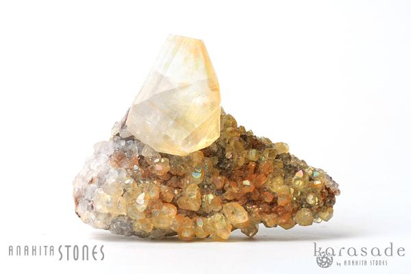 レインボーカルサイト原石(チャイナ産)_d0303974_166482.jpg