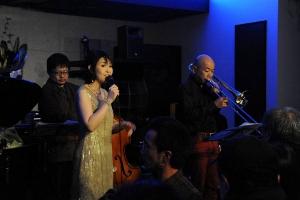 Live at Jazz工房Nishimura♪2014.3.15_c0139321_17253691.jpg