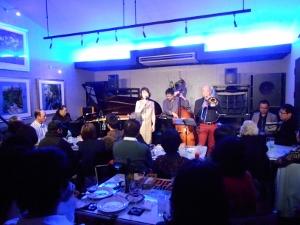 Live at Jazz工房Nishimura♪2014.3.15_c0139321_17261442.jpg
