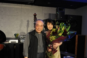 Live at Jazz工房Nishimura♪2014.3.15_c0139321_17262480.jpg