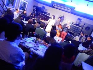 Live at Jazz工房Nishimura♪2014.3.15_c0139321_1726457.jpg