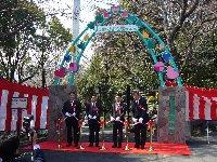 五月山動物園が少し大きくなってりニューアルオープン♪ちびっこ広場は忍者の館に変身♫_c0133422_0195517.jpg