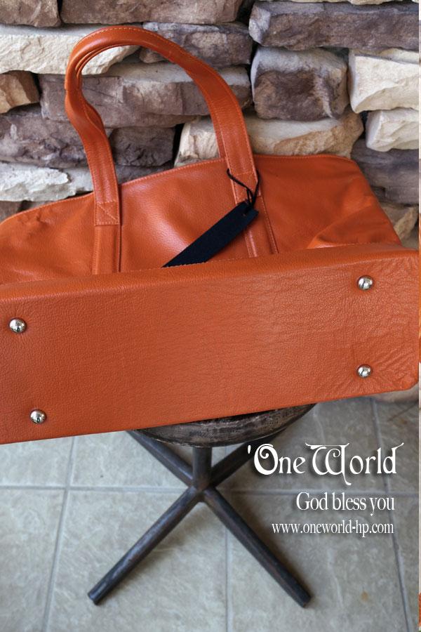 Leather Tote BAG_a0155932_20345100.jpg
