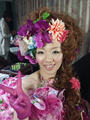 元美容師さん( ´∀`)_b0240634_8495876.jpg