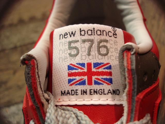 "NEW : new balance [M576] RED \""UK\"" & [M997] GREY \""USA\"" [LIMITED] !!_a0132147_0344541.jpg"
