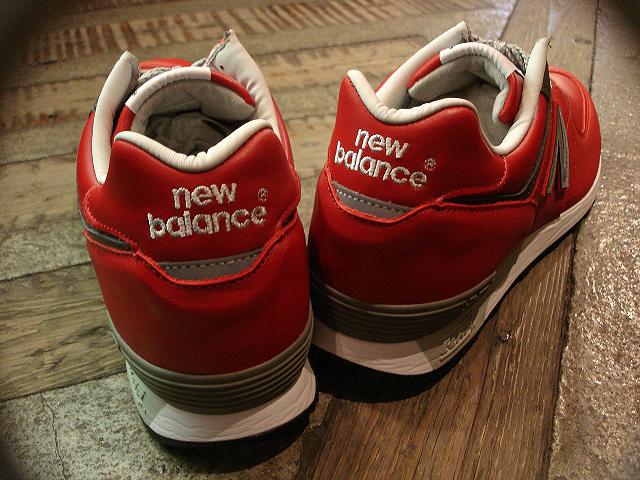 "NEW : new balance [M576] RED \""UK\"" & [M997] GREY \""USA\"" [LIMITED] !!_a0132147_035272.jpg"