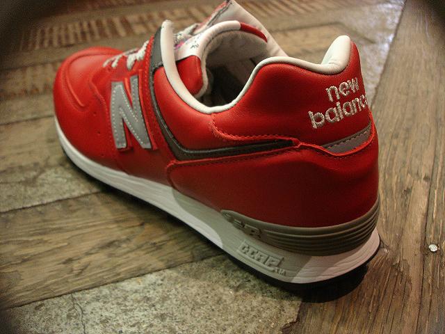 "NEW : new balance [M576] RED \""UK\"" & [M997] GREY \""USA\"" [LIMITED] !!_a0132147_0355015.jpg"