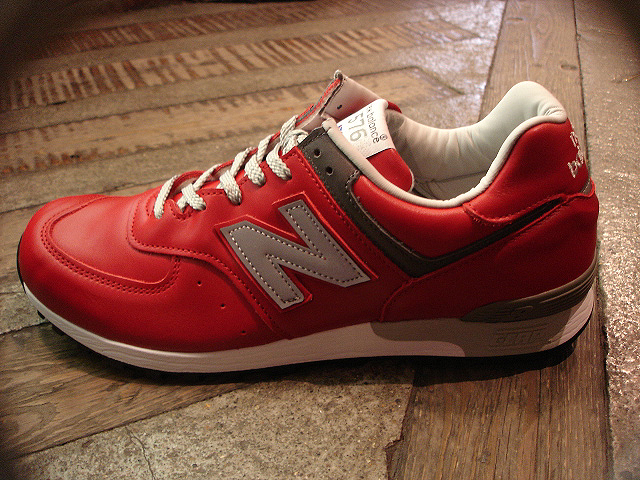 "NEW : new balance [M576] RED \""UK\"" & [M997] GREY \""USA\"" [LIMITED] !!_a0132147_0363688.jpg"