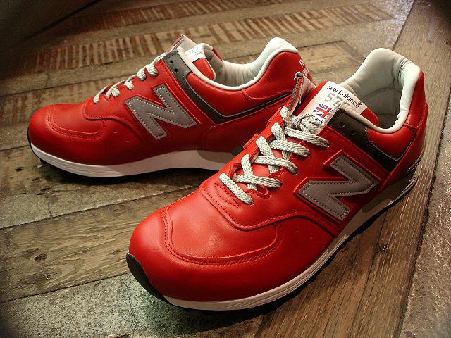 "NEW : new balance [M576] RED \""UK\"" & [M997] GREY \""USA\"" [LIMITED] !!_a0132147_0364387.jpg"