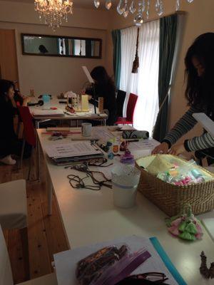 福岡教室 講師勉強会の様子です。_e0120356_23561627.jpg