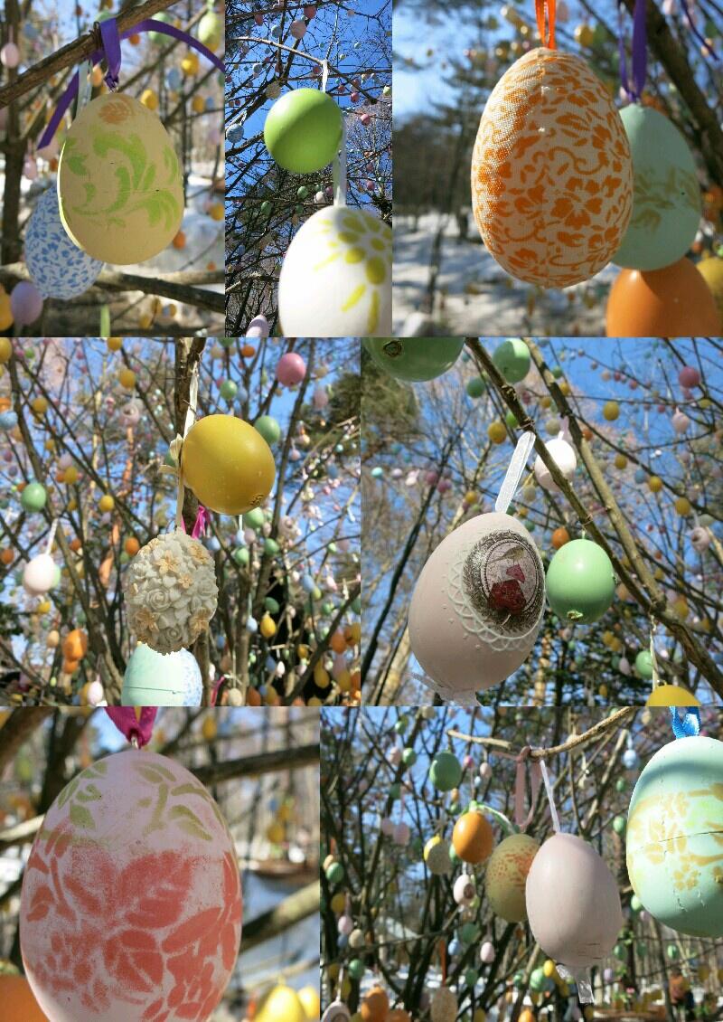 青空に映えるエッグツリー☆イースターフェスティバル・2014_f0236260_11101690.jpg