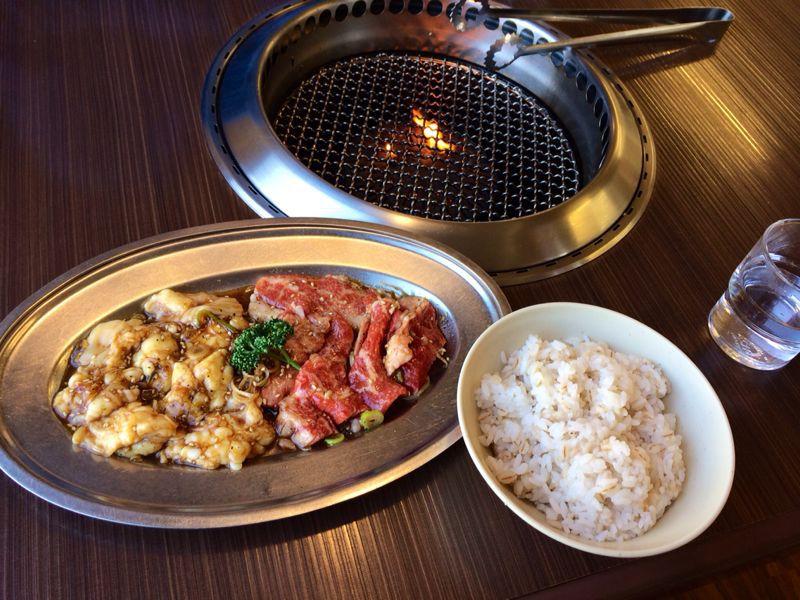 石ドラ 焼き肉ランチ☆_c0151965_21501783.jpg