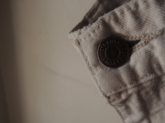 LEVIS 505 WHITE & MILITARY TROUSERS PANTS--RECOMMEND--_c0176867_17104011.jpg