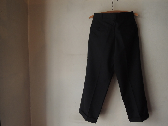 LEVIS 505 WHITE & MILITARY TROUSERS PANTS--RECOMMEND--_c0176867_17242912.jpg
