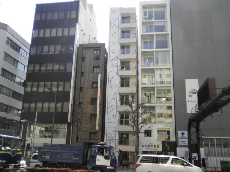 渋谷2丁目ビル竣工!_f0322193_20274207.jpg