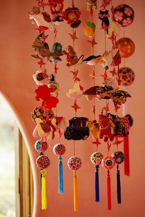 北鎌倉 明月院 満開の梅とつるし飾り_b0145398_0454952.jpg
