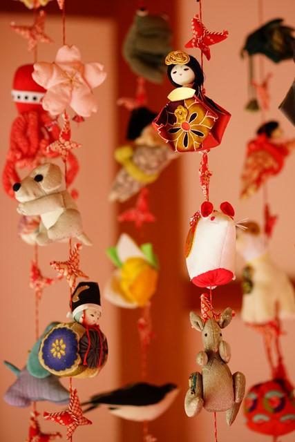 北鎌倉 明月院 満開の梅とつるし飾り_b0145398_0462041.jpg