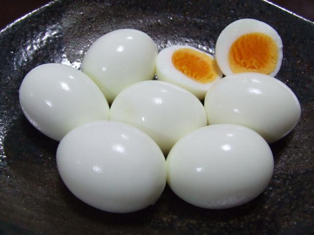圧力鍋でゆで卵_f0019498_18141633.jpg