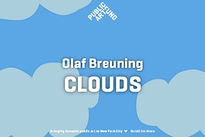 NYに登場した「雲」の舞台セットのようなアート作品 Clouds by Olaf Breuning_b0007805_23415095.jpg