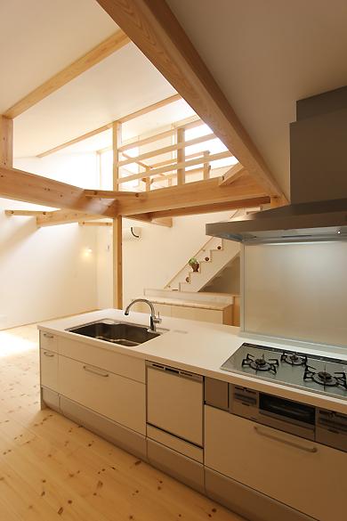 2階LDK造作収納 富士見市 T様邸_d0080906_15234571.jpg
