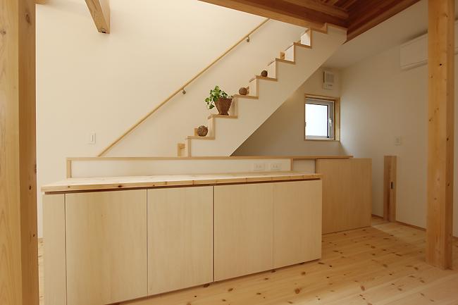 2階LDK造作収納 富士見市 T様邸_d0080906_15241292.jpg