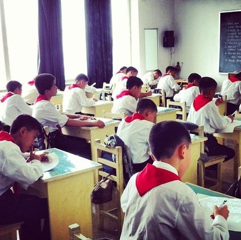 「最近の北朝鮮の風景」を見ても何もわからない韓国人:これは法則来るな!_e0171614_9115880.jpg