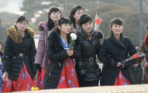 「最近の北朝鮮の風景」を見ても何もわからない韓国人:これは法則来るな!_e0171614_912265.jpg