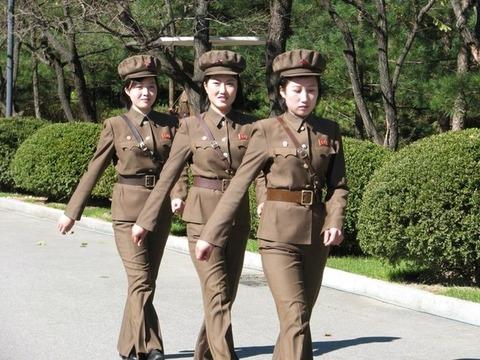 「最近の北朝鮮の風景」を見ても何もわからない韓国人:これは法則来るな!_e0171614_9141242.jpg