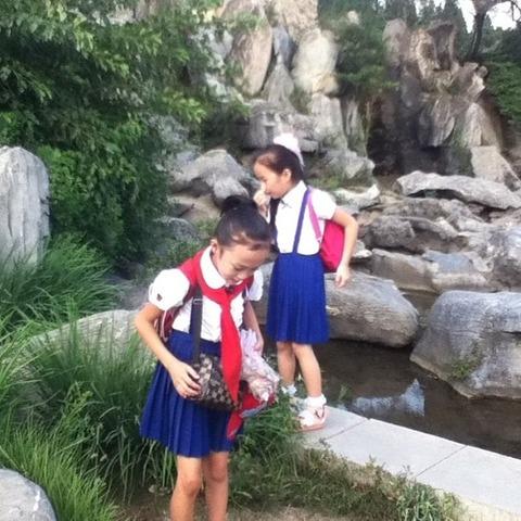「最近の北朝鮮の風景」を見ても何もわからない韓国人:これは法則来るな!_e0171614_9173690.jpg