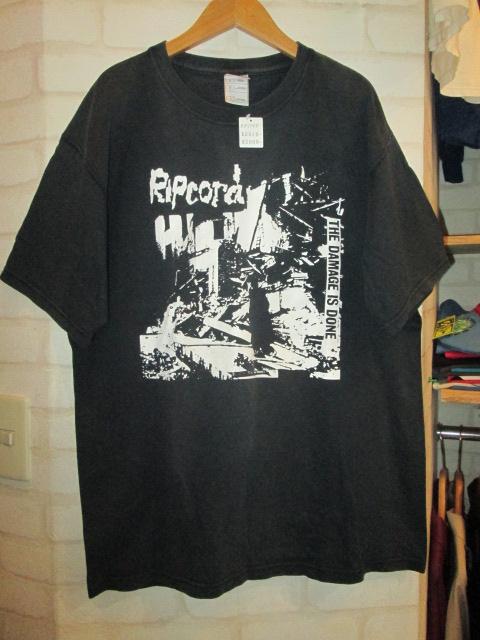 RIP CORD (リップ・コード) Tシャツ_f0181819_1644146.jpg