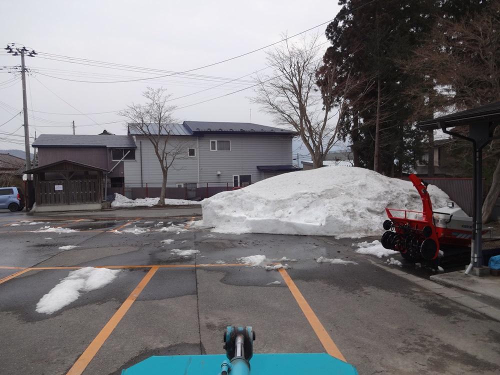 融雪に撮り鉄_c0111229_198329.jpg