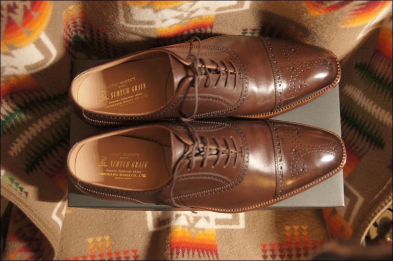 スコッチグレインの革靴を買って思ったこと。_b0024832_23161245.jpg