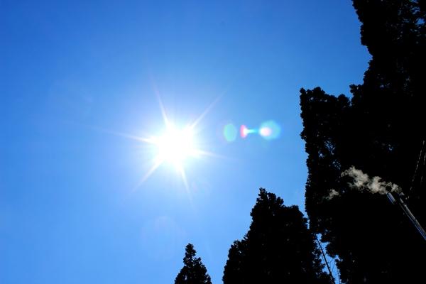 忙しかった「春分の日」の空 Ⅱ_a0174458_23281845.jpg