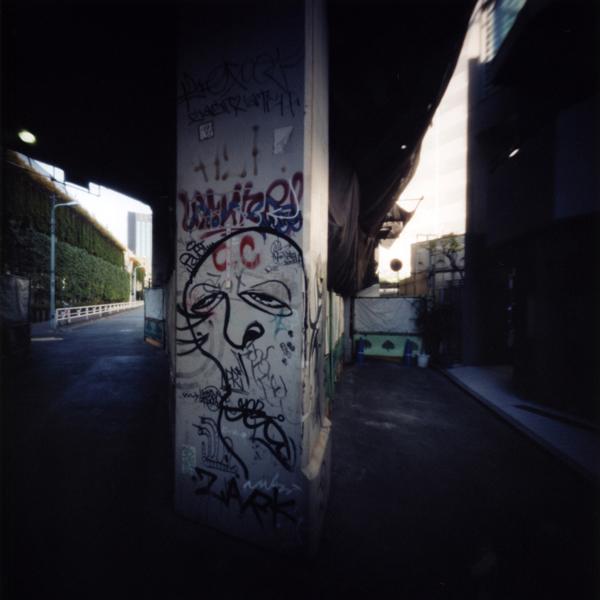 東横線 地下化切替工事直前の渋谷から代官山(3) Pinhole Photography _f0117059_14332753.jpg