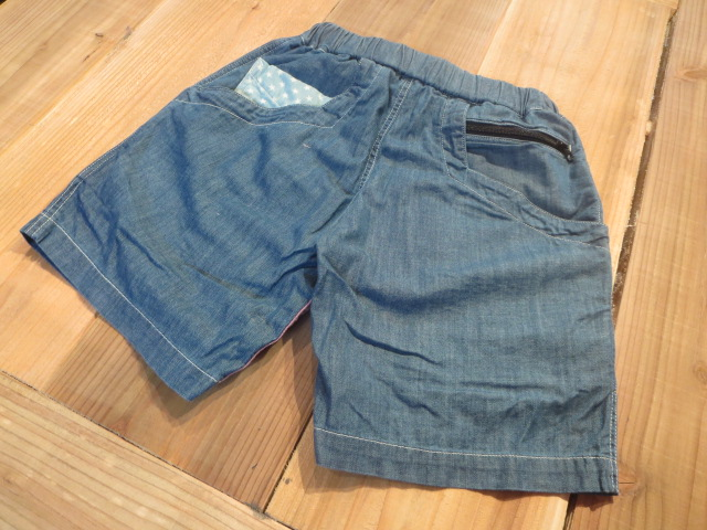 Chambray Short Pants_b0316864_20432860.jpg