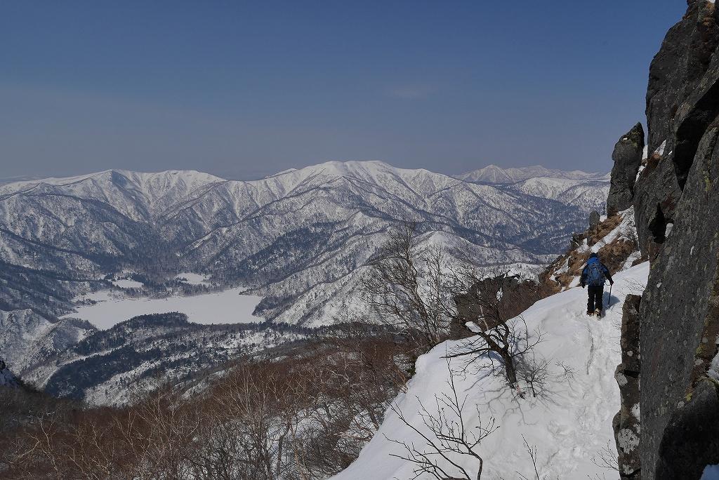 恵庭岳、3月26日_f0138096_14444586.jpg